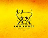 Koktélkavarók - Logo