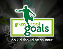 Grassroot Goals Promotional Poster/Package