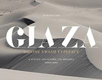 Giaza Pro | Font