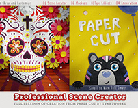 Paper Cut Creator