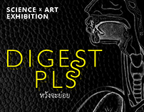 Digest, Pls Science x Art Exhibition PR Materials