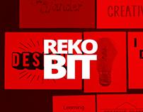 Rekobit, México (Brand Design)