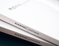 McEWING & PARTNERS, Branding