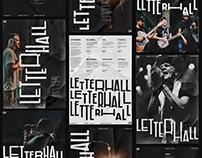 LetterHall. Brand Identity