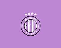 Sacachispas FC - Rebrand