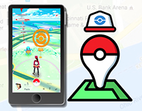Ethnographic & Design Research : Pokemon Go AR Game