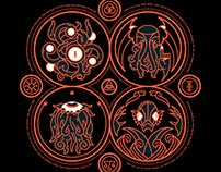 Lovecraft Icons