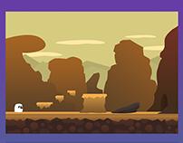 Hero Sheep - Scenery & Character Design