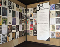 30 Years of Kyoto Journal Exhibition Design