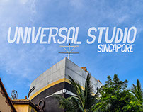 Universal Studio Singapore- U.S.S on a weekend