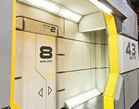 Space Photostudio interior