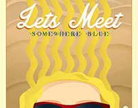 Lets Meet Somewhere Blue