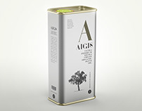 Aigis Ultra Premium Virgin Organic Olive Oil