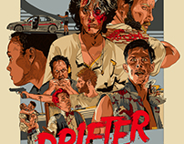 DRIFTER International One Sheet