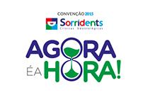 Proposta de logotipo para Convenção
