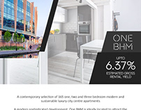 One BHM Apartments Investment