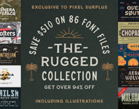 The Rugged Collection - 94% Off!