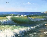 Sakharov sea