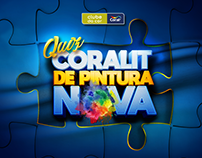 Quiz Coralit - Clube da Cor - Tintas Coral