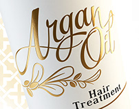 HSI - Argan Oil Hair Treatment