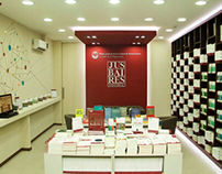 Branding Jusbaires publisher house