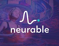 Neurable Website Design