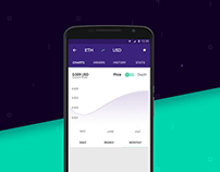 Moonstone Wallet - Free Mobile UI Kit