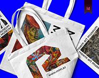 Modern Art Museum | Branding