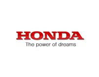 HONDA/sitio web