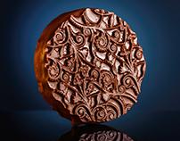 Art Food Concept