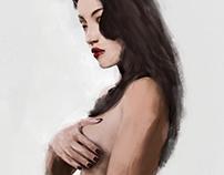 Woman Portrait 1