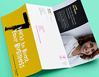 Sprint Small Business Q3 Solutions Direct Mailer