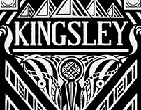 Kingsley Heath: Various Designs for Apparel