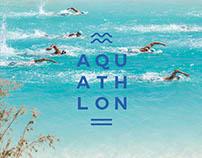 The TriFactory Aquathlon | Event Branding