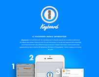1Password Keyboard