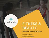 UX/UI CASE Fitness Mobile APP