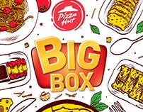 Pizza Hut Big Box