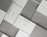 Rengin Mimarlık / Branding
