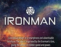 Conceptual Design of a Smartphone IRONMAN
