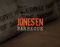 JONES'EN BARBECUE