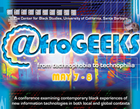 Technology conference promotional materials