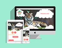 Catty Shack walking tour app for kids