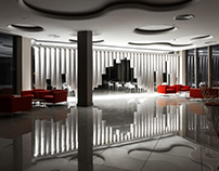 Bar Area - Al Bawardi Group - Riyadh, Saudi Arabia