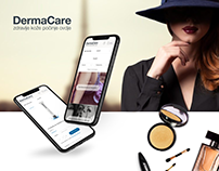 DermaCare: e-Commerce for dermo-cosmetic products
