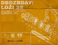 DBDZBDAY/LOZI SE EXIBITION AND PARTY