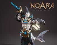 IWOBI - Noara's game character