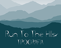 Run To The Hills - Free Typeface