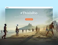 #ThisIsRio