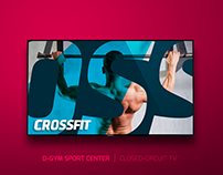 D-GYM SPORT CENTER | CLOSED-CIRCUIT TV