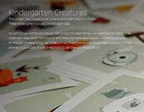 Kindergarten Creatures